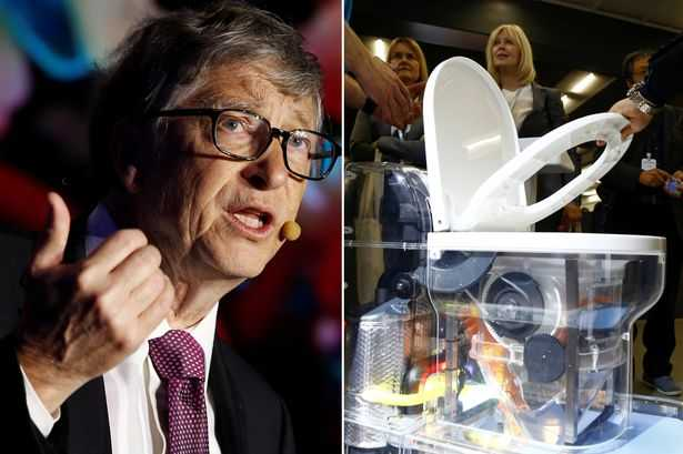 Why Bill Gates's Toilet of the Future might be too First Worldy