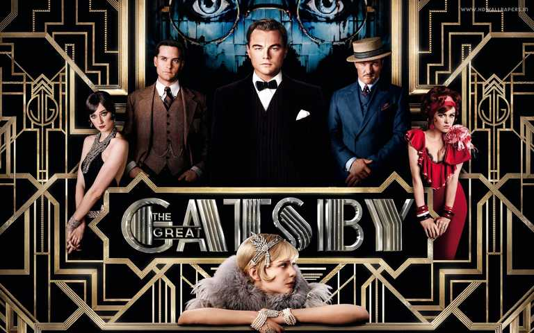 The Great Gatsby - a newer faster TechSangam